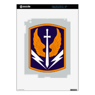 449th Aviation Brigade Decal For iPad 2