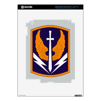 449th Aviation Brigade iPad 3 Decals