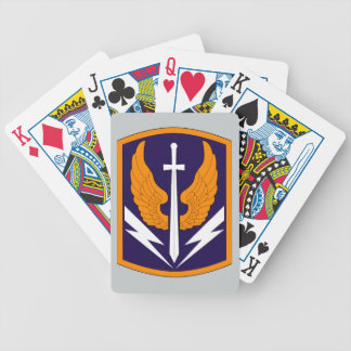 449th Aviation Brigade Bicycle Playing Cards