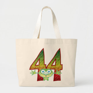 44 Age Ghoul Jumbo Tote Bag