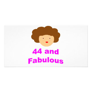 44 and Fabulous! Card