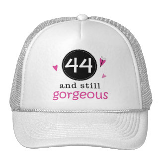 44 And Still Gorgeous Birthday Gift Idea For Her Mesh Hats