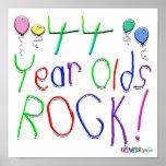 ¡44 años de la roca! poster