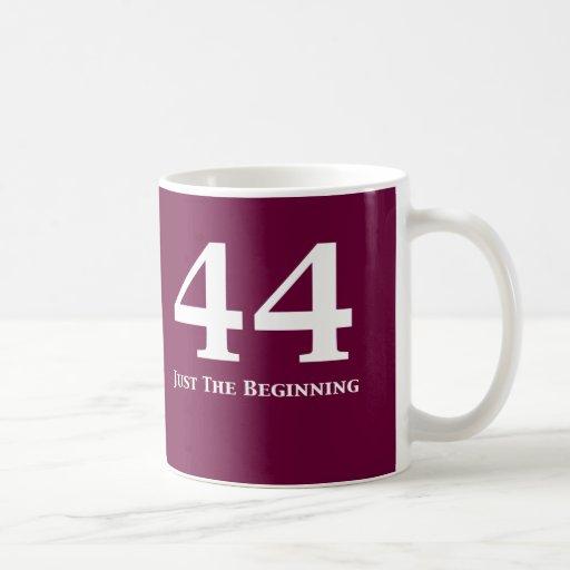 44 apenas los regalos del principio taza