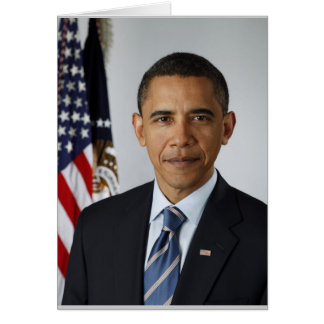 44 Barack Obama Card