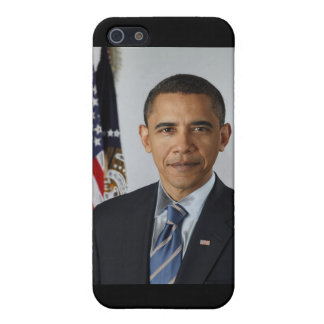 44 Barack Obama iPhone 5 Fundas