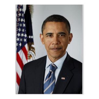 44 Barack Obama Postcard