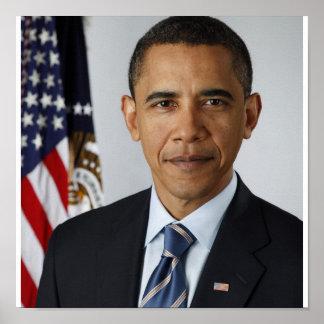 44 Barack Obama Poster