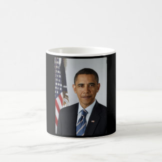 44 Barack Obama Taza Mágica