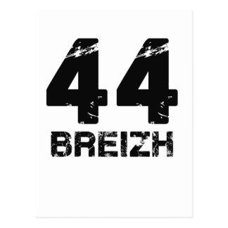 44 Breizh Postcard