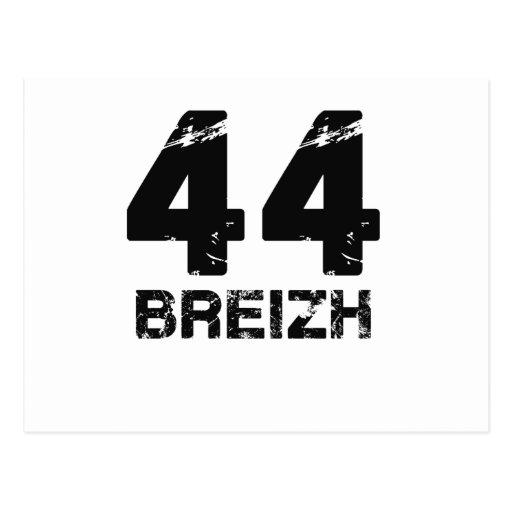 44 Breizh Tarjetas Postales