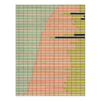 44 componentes de las ciudades 1900 tarjetas postales