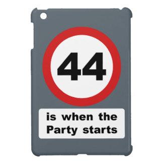 44 es cuando el fiesta comienza