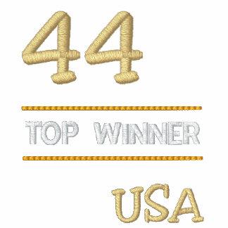 44 - Ganador superior - los E.E.U.U. - bordado…