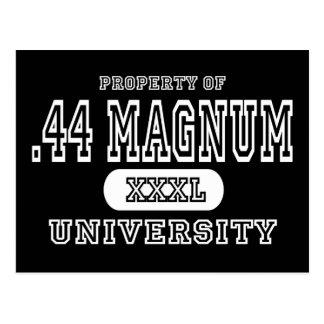 44 Magnum Univeristy Dark Postcard