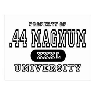 44 Magnum University Postcard
