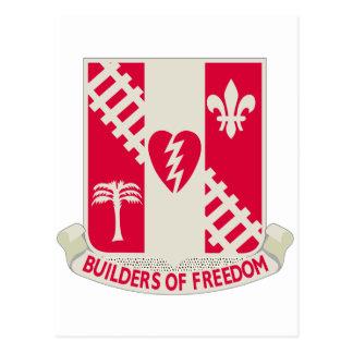 44.o Batallón del ingeniero militar Tarjetas Postales