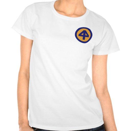 44.o División de infantería Camiseta
