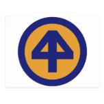 44.o División de infantería Postal
