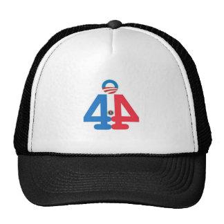 44.o Gorra de presidente Barack Obama