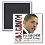 44.o Imán de la inauguración de presidente Barack
