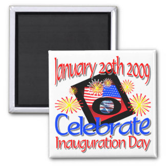 44.o Inauguración del presidente el 20 de enero de Imán Cuadrado