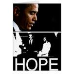 44.o Presidente Barack Obama Tarjeta