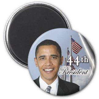 44.o Presidente Memorabilia Imán Redondo 5 Cm