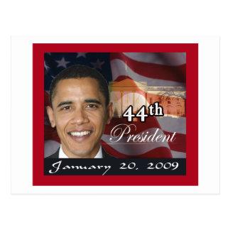 44.o Presidente Memorabilia Postal