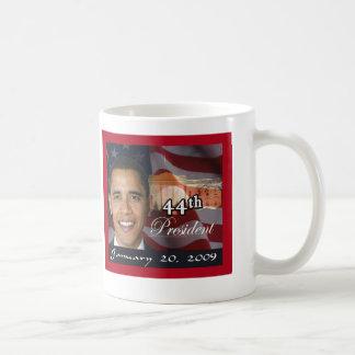44.o Presidente Memorabilia Taza De Café