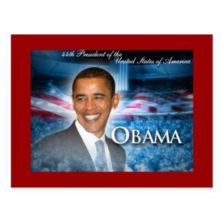 44.o Presidente OBAMA Tarjetas Postales