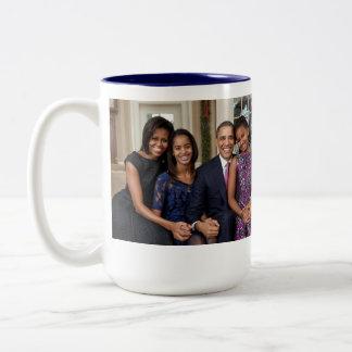 44.o Taza presidencial de la familia de los E.E.U.