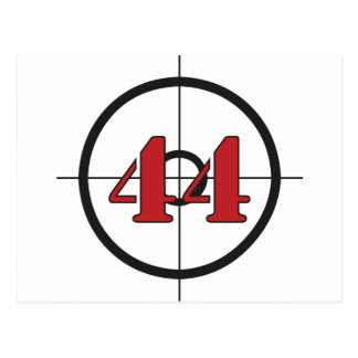 ## 44 ## POSTCARD