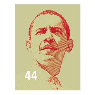 44 | President Postcard