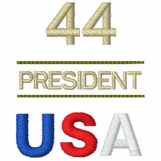 44 presidente los E.E.U.U. - camisa bordada Chaquetas Bordadas
