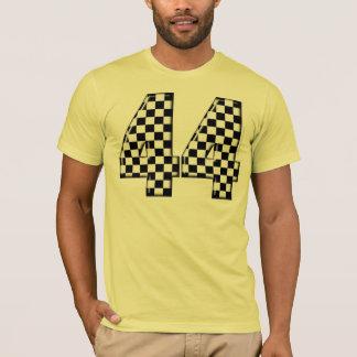 44 racing number T-Shirt