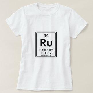 44 Ruthenium T-Shirt