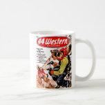 .44 Western - New Law for Mountain City Coffee Mug
