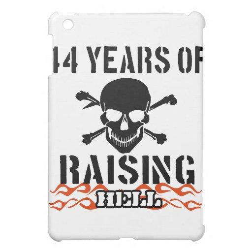 44 years of raising hell iPad mini case