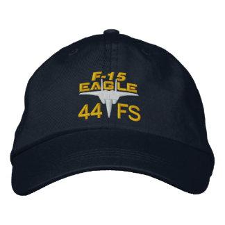 44FS F-15 High Tech Eagle Golf Hat Embroidered Baseball Cap