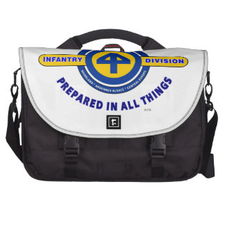 """44TH INFANTRY DIVISION """"PREPARED IN ALL THINGS"""" COMMUTER BAGS"""