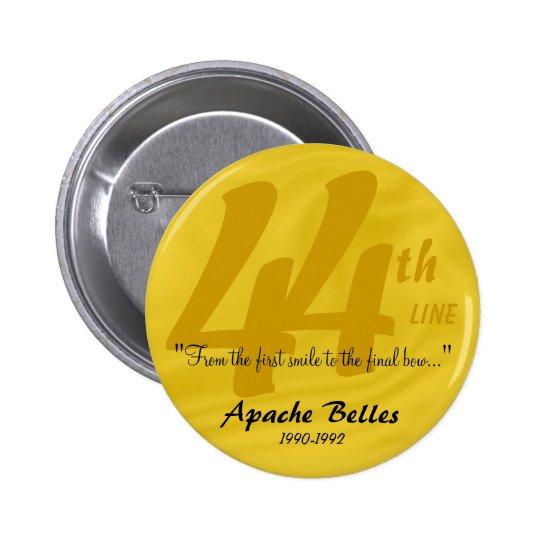 44th Line Pinback Button