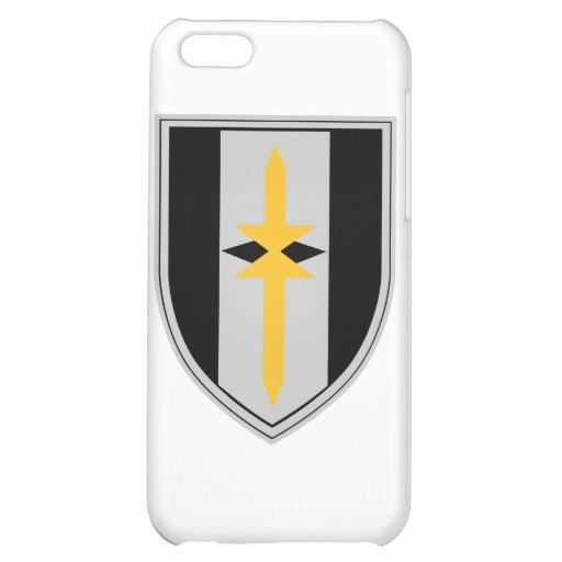 44th Medical Brigade Insignia iPhone 5C Covers