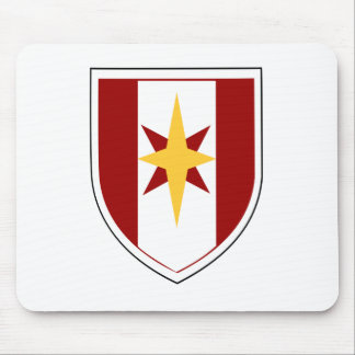 44th Medical Brigade Patch Mouse Pad