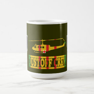 44th Medical Brigade UH-1 DUSTOFF Crew Mug