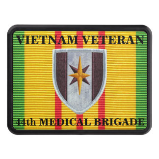44th Medical Brigade VSM Ribbon Hitch Cover