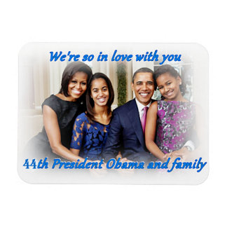 44th President Barack Obama_ Magnet