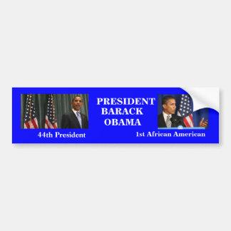 44th President Bumper Sticker