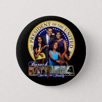 44th president button