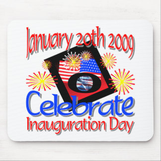 44th President  January 20th 2009 Inauguration Mouse Pad